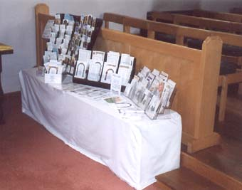 church display book stand 2